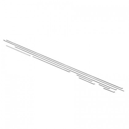 Hangar 9 P-47D-1 ARF Pushrod Set HAN279009