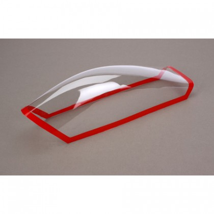 Hangar 9 Twist 60 MK2 (True Red) Painted Canopy HAN421005