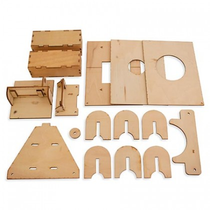 Hangar 9 F4U-1D Corsair 60cc Wood Parts HAN476013