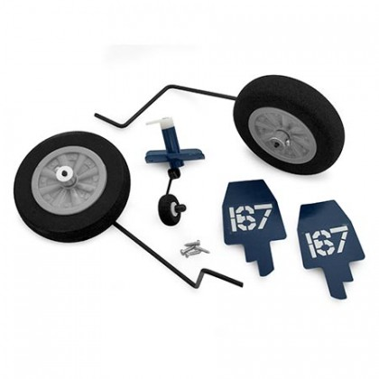 Hobbyzone Corsair S Landing Gear and Gear Doors HBZ8206