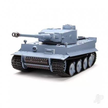 Henglong 1:16 German Tiger I with Infrared Battle System (2.4Ghz + Shooter + Smoke + Sound) HLG3818-1B