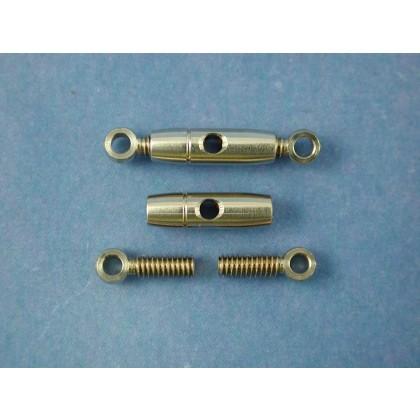 Radio Active Turnbuckle, 3mm Eye, 10mm Ctr RMA645310