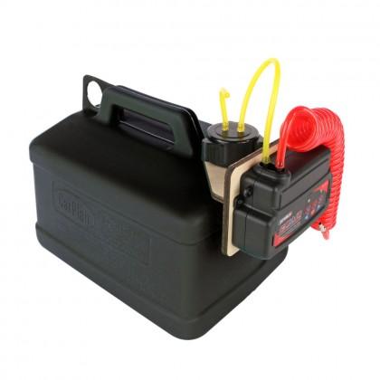 J Perkins Fuel Caddy Electric Fueling System (Black Jet & Glow) 5 Litres JPDA0013