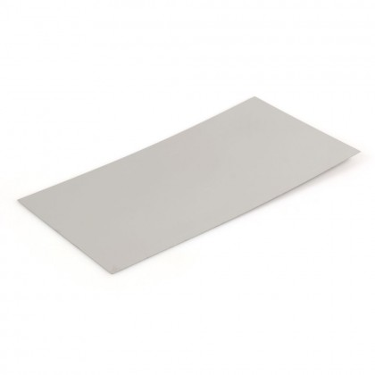 K&S .125x6x12in Aluminium Sheets Thick KNS83072