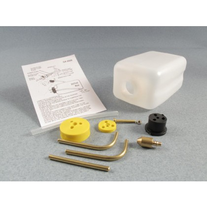 Radio Active Fuel Tank - 227ml/8oz - Yellow RGA2029
