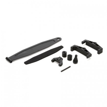 Losi Battery Mounting System  RTR: SCTE LOS231002