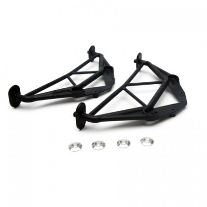 Losi Body Mounts Front/Rear: MTXL LOS250011
