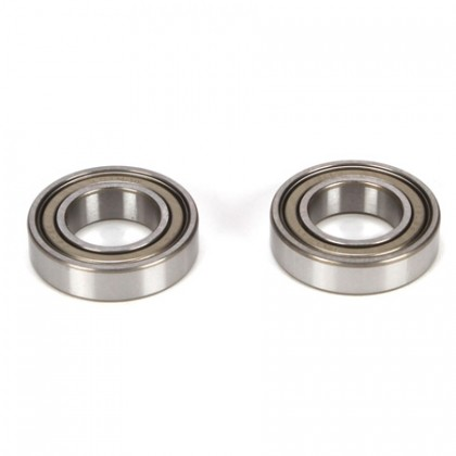 Losi 5ive-T/Mini WRC 15x28x7mm Clutch Bell Bearings (2):5TT LOSB5975