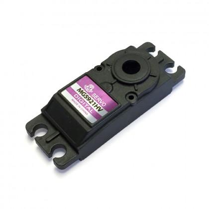 MacGregor MG5921HV Top Servo Case (Incl. Label) MAC5921TC