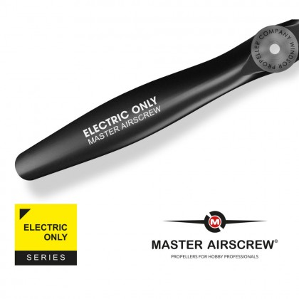 Master Airscrew 12x8 Electric Only Propeller MASEO12X80N01
