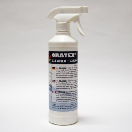 Oracover Oratex Cleaner (500ml) 8200