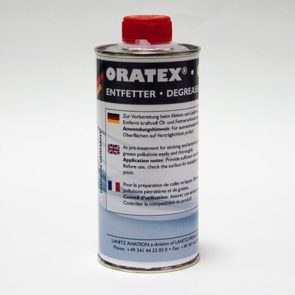 Oracover Oratex Degreaser (250ml) 8245