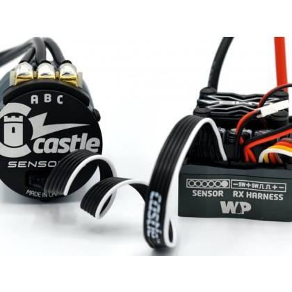 Castle Creations Direct Connect Sensor Wire 200mm CC011-0145-00
