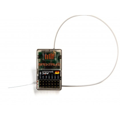 Spektrum 6200A 6CH AVC Surface RX SPMSR6200A