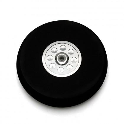 Pilot-RC 3.5in Aluminium Hub Wheel with Stand PIL009