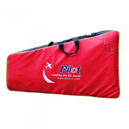 Pilot-RC Wing Bag for 35cc/2.2M Viperjet (Red/Black) PIL068