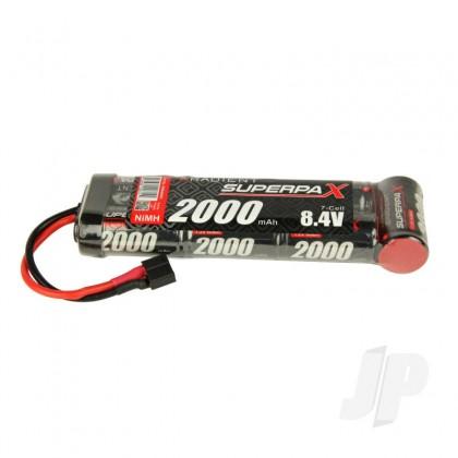Radient NiMH 8.4V 2000mAh SC 6-1 Stick, HCT RDNA0093