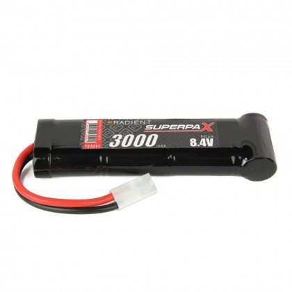 Radient NiMH 8.4V 3000mAh SC 6-1 Stick, TAM RDNA0655