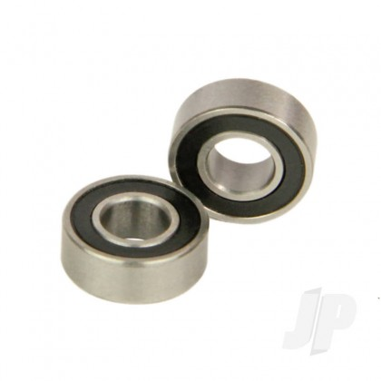 Radient Bearings, 5x11x4mm, Rubber Sealed (2pcs) RDNA5116