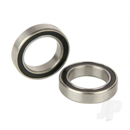Radient Bearings, 12x18x4mm, Rubber Sealed (2pcs) RDNA5120