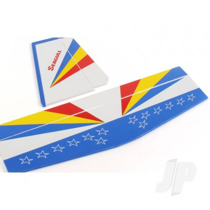 Seagull Arising Star V2 Tailplane Set (for SEA-03) SGAS107