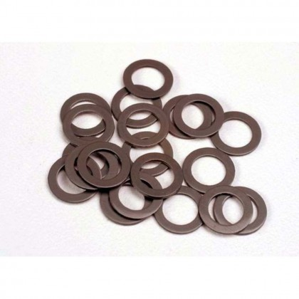 Traxxas PTFE-coated washers 5x8x0.5mm (20) (use with ball bearings) TRX1985