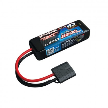 Traxxas 2200mAh 7.4v 2-Cell 25C LiPo Battery TRX2820X