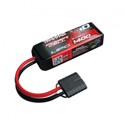 Traxxas 1400mAh 11.1v 3-Cell 25C LiPo Battery TRX2823X