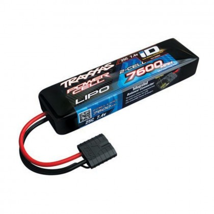 Traxxas 7600mAh 7.4v 2-Cell 25C LiPo Battery TRX2869X