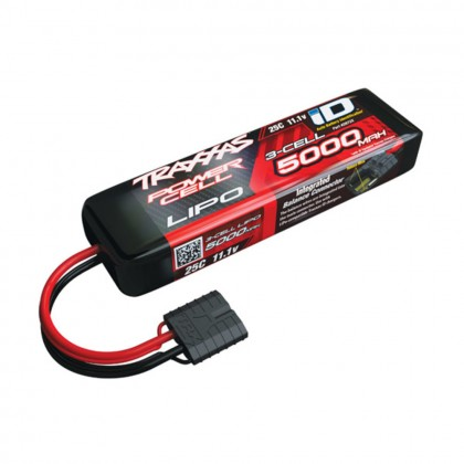 Traxxas 5000mAh 11.1v 3-Cell 25C LiPo Battery TRX2872X