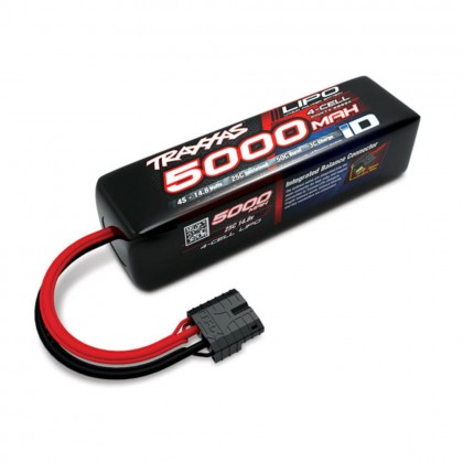 Traxxas 5000mAh 14.8v 4-Cell 25C LiPo Battery TRX2889X