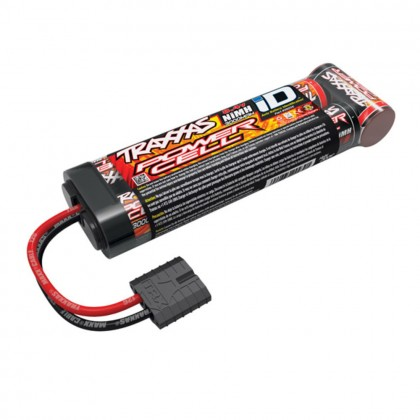 Traxxas Battery Power Cell 3000mAh (NiMH 7-C flat 8.4V) TRX2923X