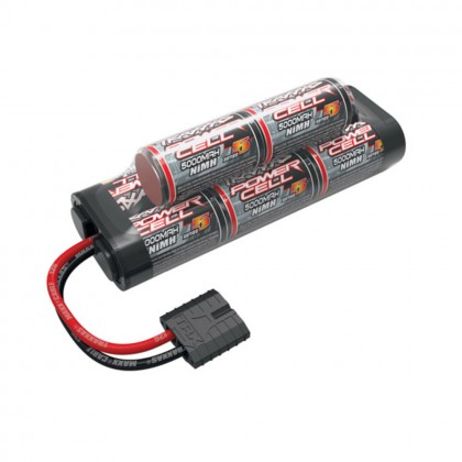 Traxxas Battery Series 5 Power Cell 5000mAh (NiMH 8-C hump 9.6V) TRX2963X