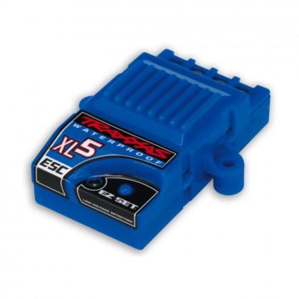 Traxxas XL-5 Electronic Speed Control waterproof (land version low-voltage detection forward/reverse/brake) TRX3018R