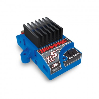 Traxxas XL-5HV 3s Electronic Speed Control waterproof (low-voltage detection forward/reverse/brake) TRX3025