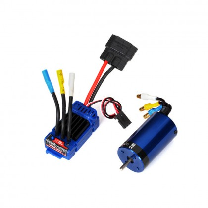 Traxxas Velineon VXL-3m Brushless Power System waterproof (includes waterproof VXL-3m ESC and Velineon 380 motor) TRX3370