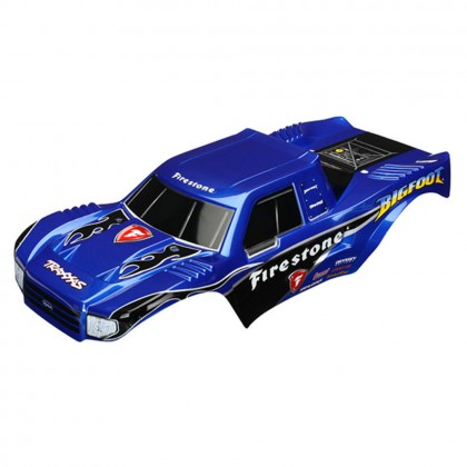 Traxxas Body Bigfoot Firestone Officially Licensed replica (painted decals applied) TRX3658