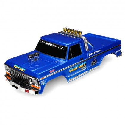 Traxxas Body Bigfoot No. 1 Officially Licensed replica (painted decals applied) TRX3661