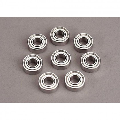 Traxxas Ball bearings (5x11x4mm) (8pcs) TRX4607