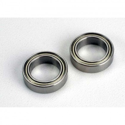 Traxxas Ball bearings (10x15x4mm) (2pcs) TRX4612