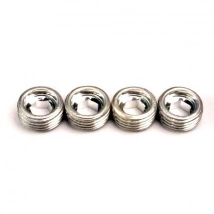 Traxxas Aluminium caps pivot ball (4pcs) TRX4934