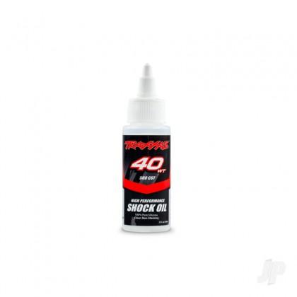 Traxxas Silicone Shock Oil (40 wt, 500 cSt, 60cc) TRX5033