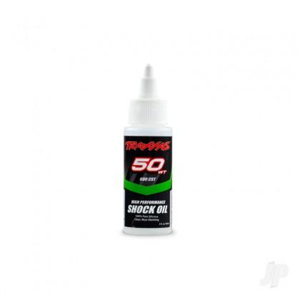 Traxxas Silicone Shock Oil (50 wt, 600 cSt, 60cc) TRX5034