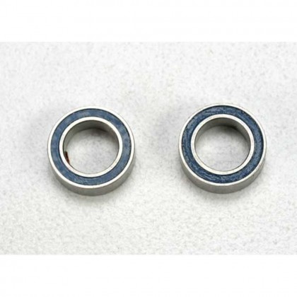 Traxxas Ball bearings blue rubber sealed (5x8x2.5mm) (2pcs) TRX5114