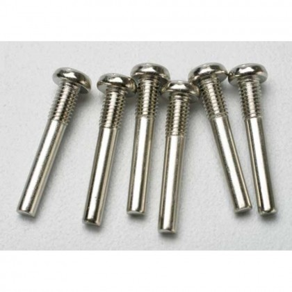 Traxxas Screw pin 2.5x18mm (6pcs) TRX5144