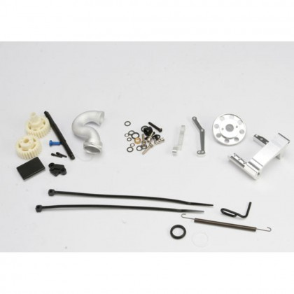 Traxxas Big block Installation kit (engine mount and required hardware) TRX5360X