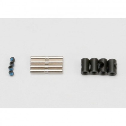 Traxxas Cross pin (4pcs)/drive pin (4pcs)/set screw (4pcs) (to rebuild 2 driveshafts) TRX5657