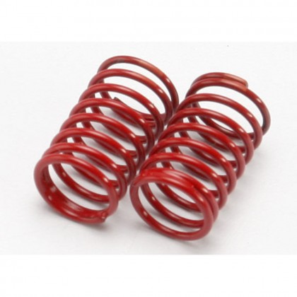 Traxxas Spring shock (GTR) (1.76 rate orange) (1 pair) TRX7145
