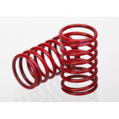 Traxxas Spring shock (GTR) (2.77 rate pink) (1 pair) TRX7244