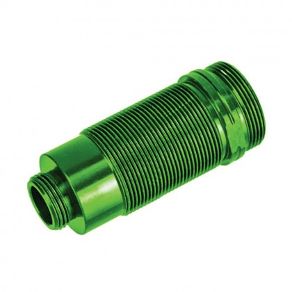 Traxxas Body GTR Long shock aluminium (green-anodized) (PTFE-coated bodies) (1pc) TRX7466G